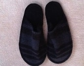 Custom made men's slipper for Kacy