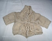 waldorf sweater wrap for 12 inch doll