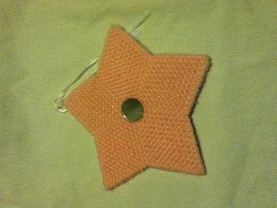 Star doorknob hanger