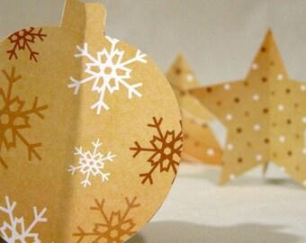 Christmas Bauble Printables (Craft)