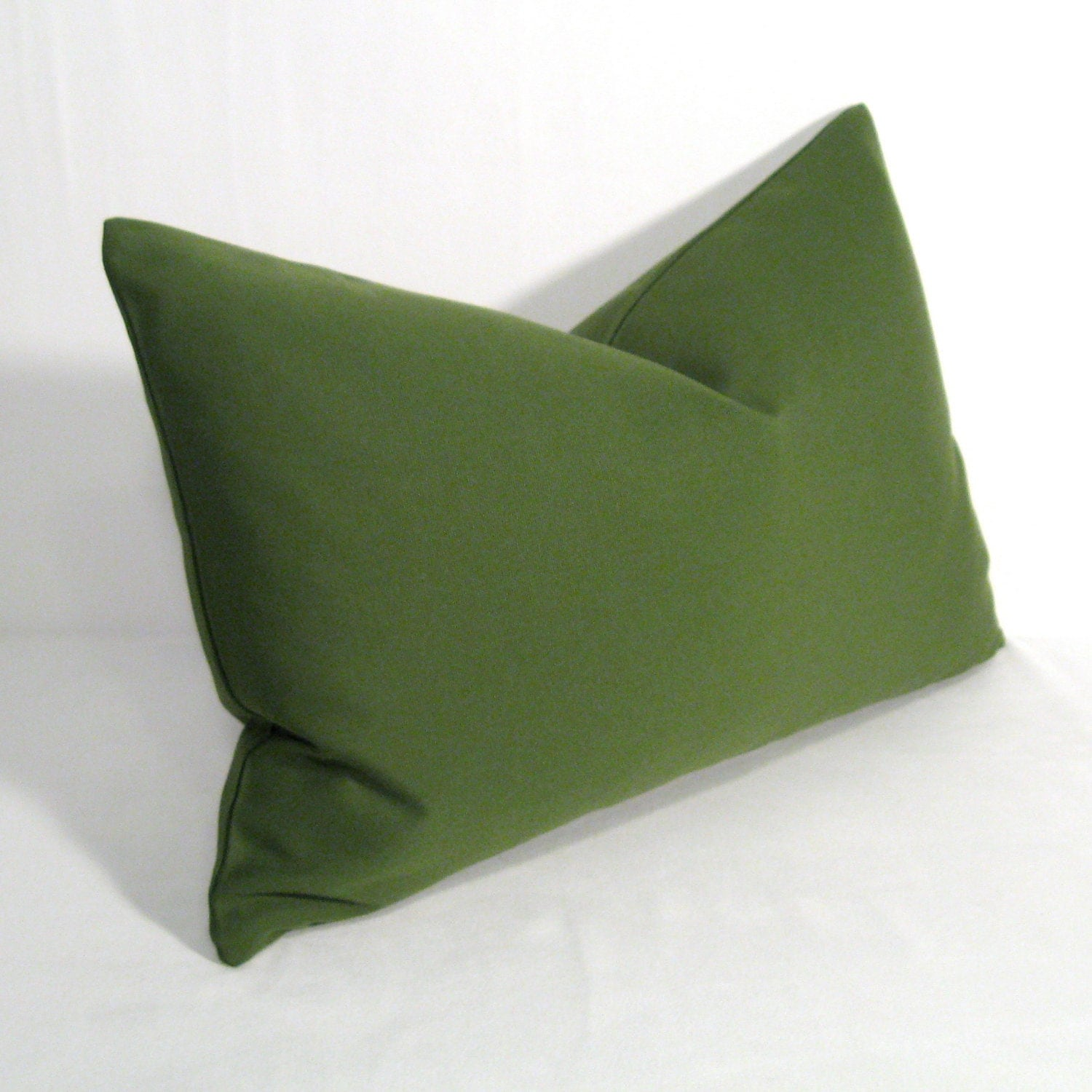 Olive Green Decorative Pillow : Chandeliers & Pendant Lights