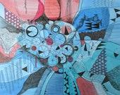 Art Subscription - Sheena Custer - 3 months