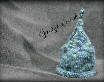 Pointy Pixie Newborn Hat, baby hat, baby bundle