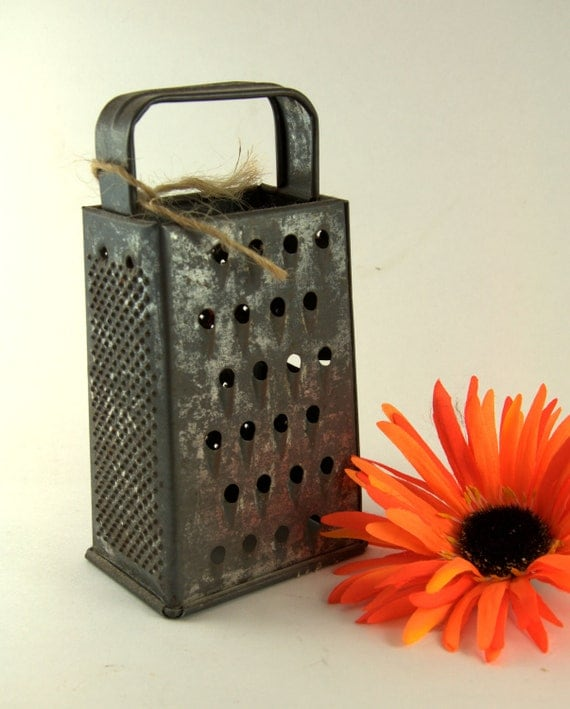 Vintage Cheese Grater Brite Pride Cheese Shredder By