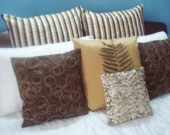 MODERN RETRO STYLE  - shimmer bedding collection