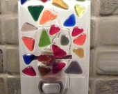 Colorfuly Tiny Triangles Nightlight     577