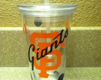 SF Giants- Acrylic Cup
