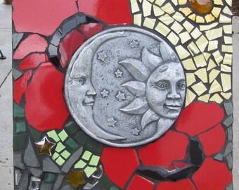 Sun and Moon -Insert-Mosaic