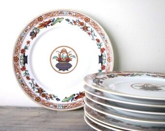 Haviland Limoges China Cake Dessert Salad Plates Set of 8