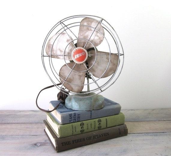 Electric Fan by Zero