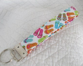 Key Fob Wristlet Custom Made