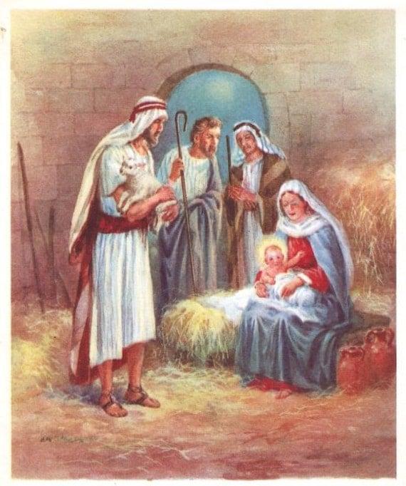 baby jesus christmas cards - Jesus Christmas Cards