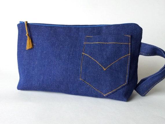 Crochet Yarn Holder : Knitting bag, crochet bag, yarn holder, cotton project bag, crochet ...
