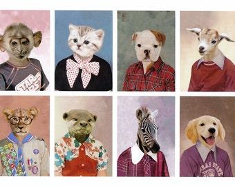 Picture Day Series III, 8  Fine Art Prints - 4 X 6