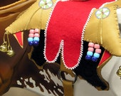 The War Horse - detail (Native American)  Installments Gladly Accepted