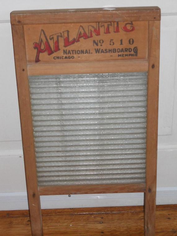Vintage Wash Board 18