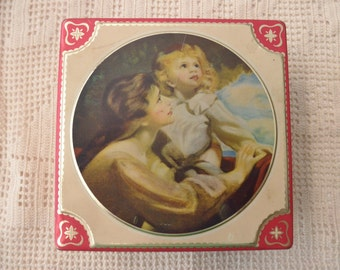 Vintage Decorative TIN- Made in ENGLAND, Thorne's Toffee