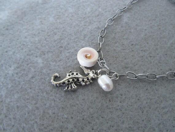 Under the Sea Ariel Necklace