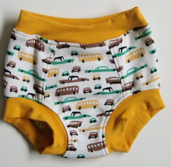 Classic Cars Potty Trainers Size 1 2