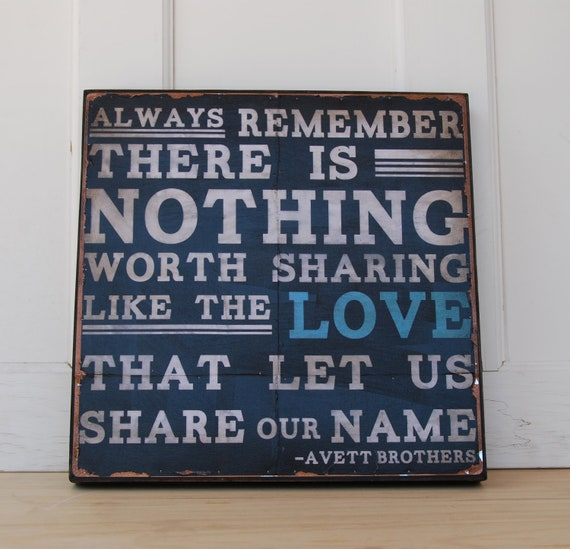 Custom Piece Reserved for andynjamie-Nothing worth sharing, 18 x 36 inches, LOVE-lime green