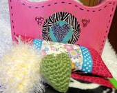 Handcrafted Doll Bed for American Girl Dolls and all 18 inch Dolls