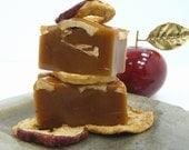 Martha Stewart Weddings Winter - Caramel Apple Caramel - wedding favor - hostess gift - just yummeh