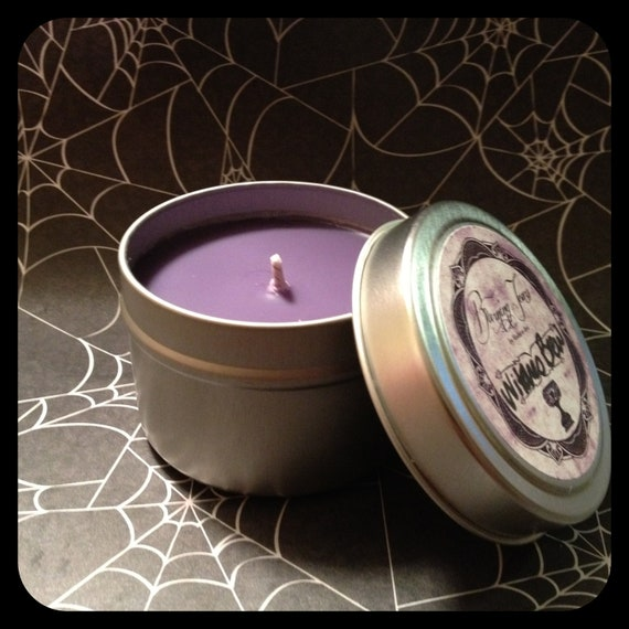 Witches Brew - 4oz Tin All Natural Soy Candle