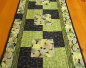 Leaves of Green Table Runner