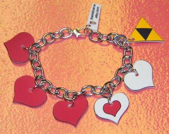 Heart Container Bracelet Legend of Zelda