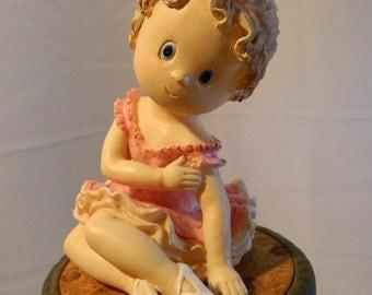 Ballerina Doll - By Prestige