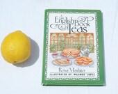 Tea party recipe book