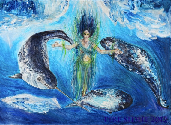 Sedna & the Narwhals