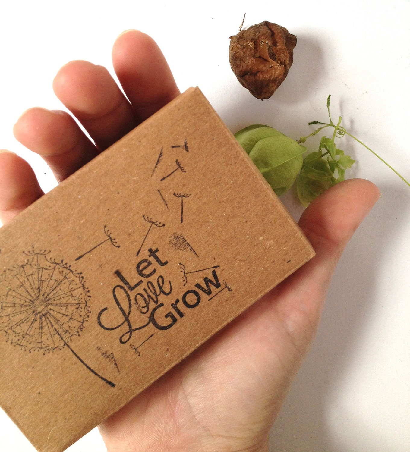 Wedding Favors: Reserved// Wedding Favor Seed Kit. Wildflower By