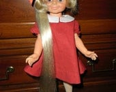 Ideal Vintage 1970 Velvet Doll in EXCELLENT Condition NICE Hair  Crissy Family