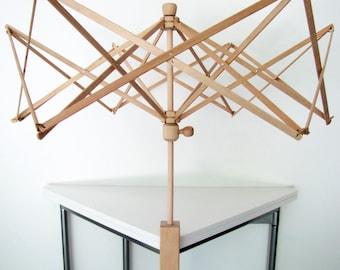 Stanwood Needlecraft - Wooden Swift Yarn Winder Umbrella Style, Large Size