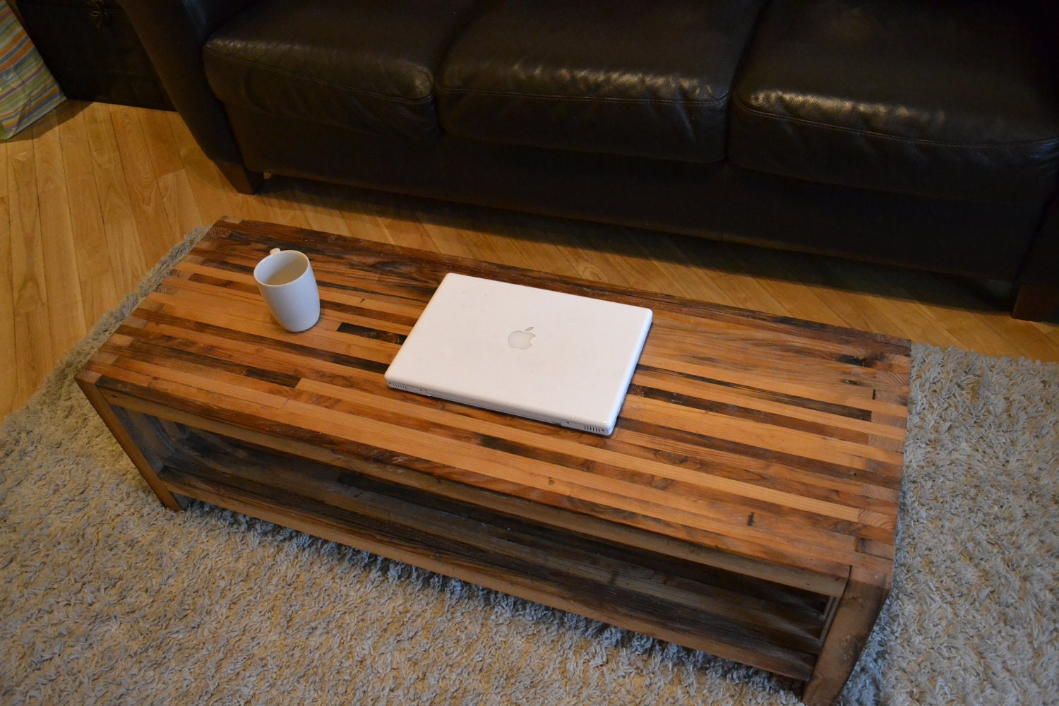 Reclaimed Wood Coffee Table Coffee Table Barn Wood By Decoratelier