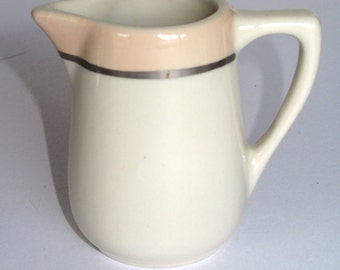 Meyer China Restaurant Creamer