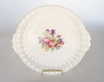 Beautiful Limoges Serving Plate