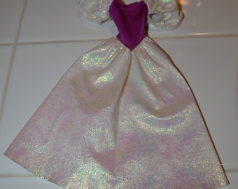 Vintage My First Barbie - Prettiest Princess Ever Gown