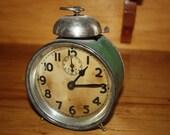 Vintage broken cool clock - decorative display
