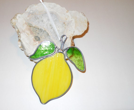 Lemon Suncatcher