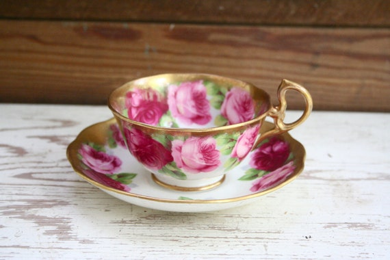 A Lovely Vintage Royal Albert China Cup and Saucer