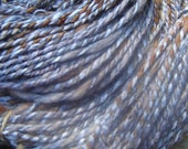 Handspun Merino and Bamboo Two Ply - Dust in The Wind - theKnitChix