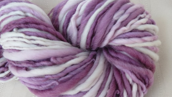 Fairy Dust  Handspun Art Yarn 60 yards