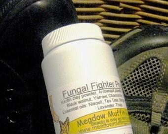 Herbal Groin or Foot Powder