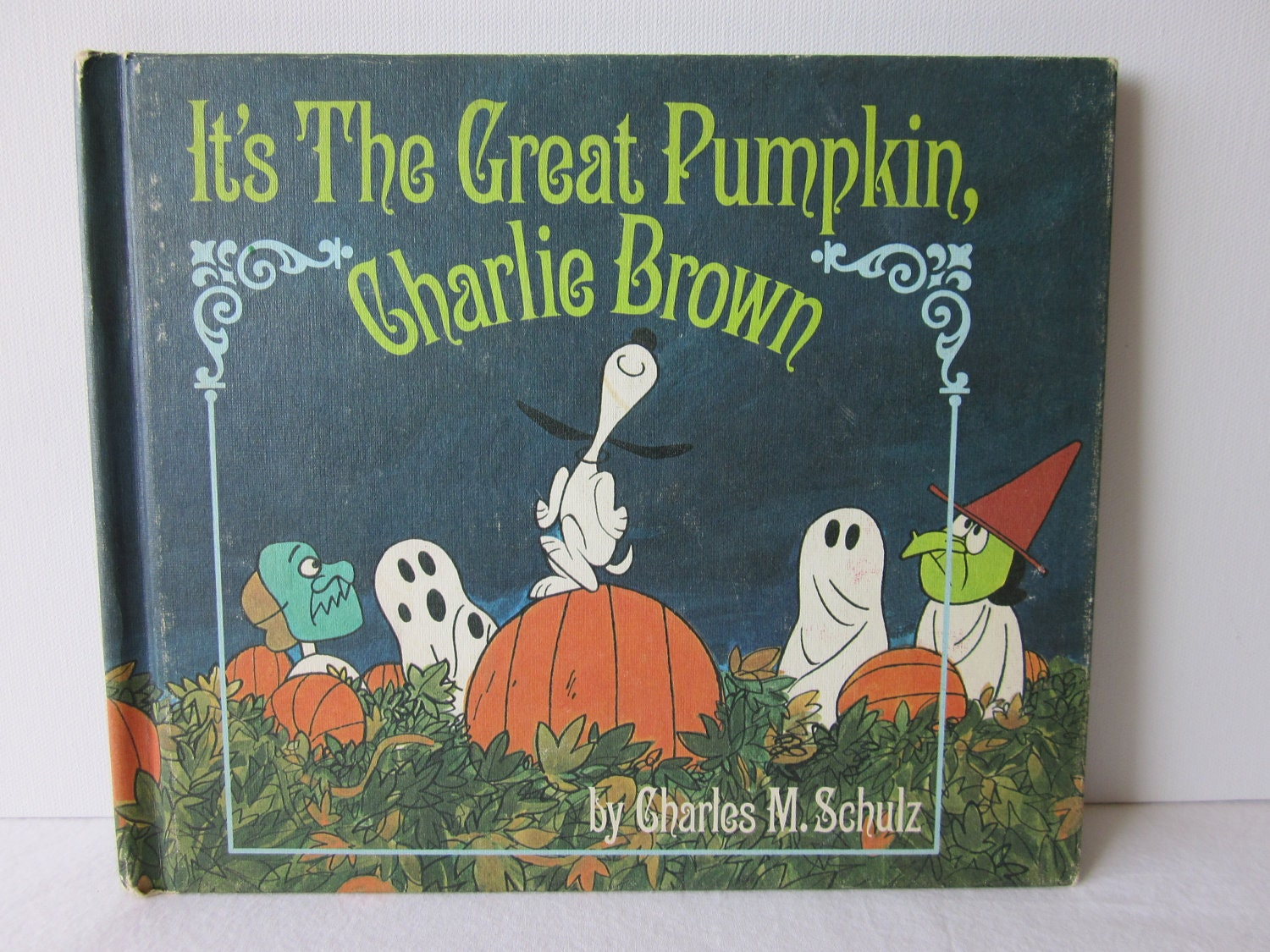 It S The Great Pumpkin Charlie Brown Hardcover By