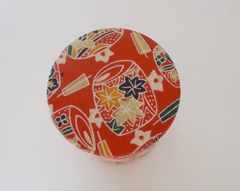 The Japanese Little Tin. 60s.