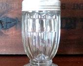 Vintage Glass Shaker