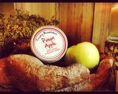 Poison Apple- Soy Candle 8oz tin-  Juicy Apple's and Dragon's Blood scent- FREE Shipping in US