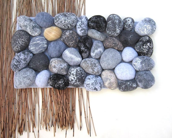 stone lumbar pillow